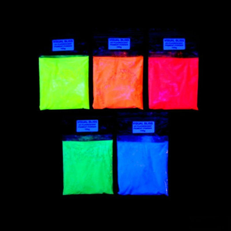 Pigmento Fluorescente