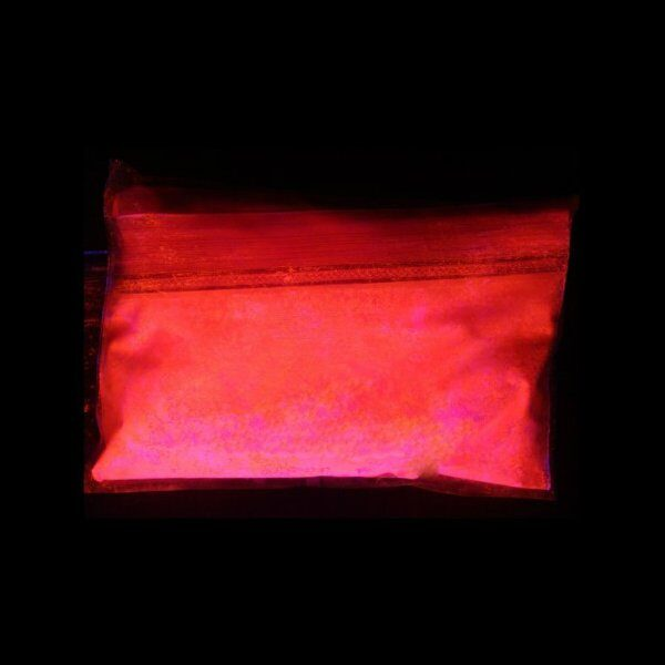 Pigmento Fluorescente - ROSSO FLUO 50g