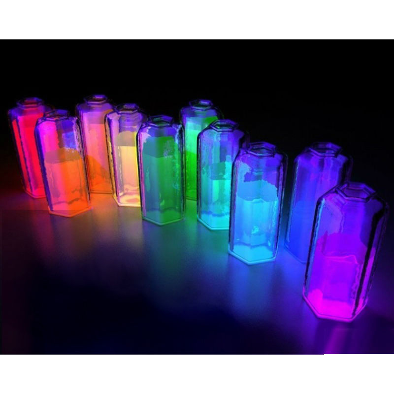 Pigmento fosforescente