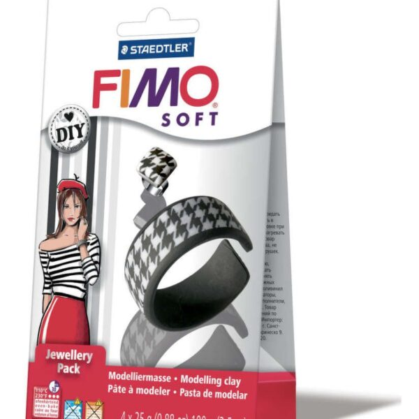 FIMO Soft DIY Jewellery Pack