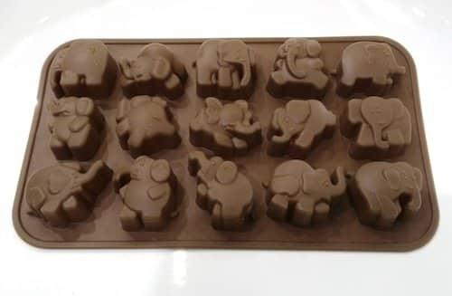 Stampo Universale Elefanti