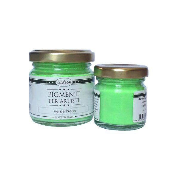 Pigmento Verde NEON