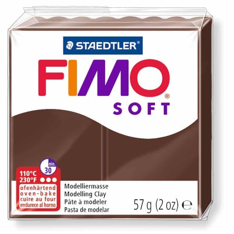 FIMO Soft COLORI CALDI 57g