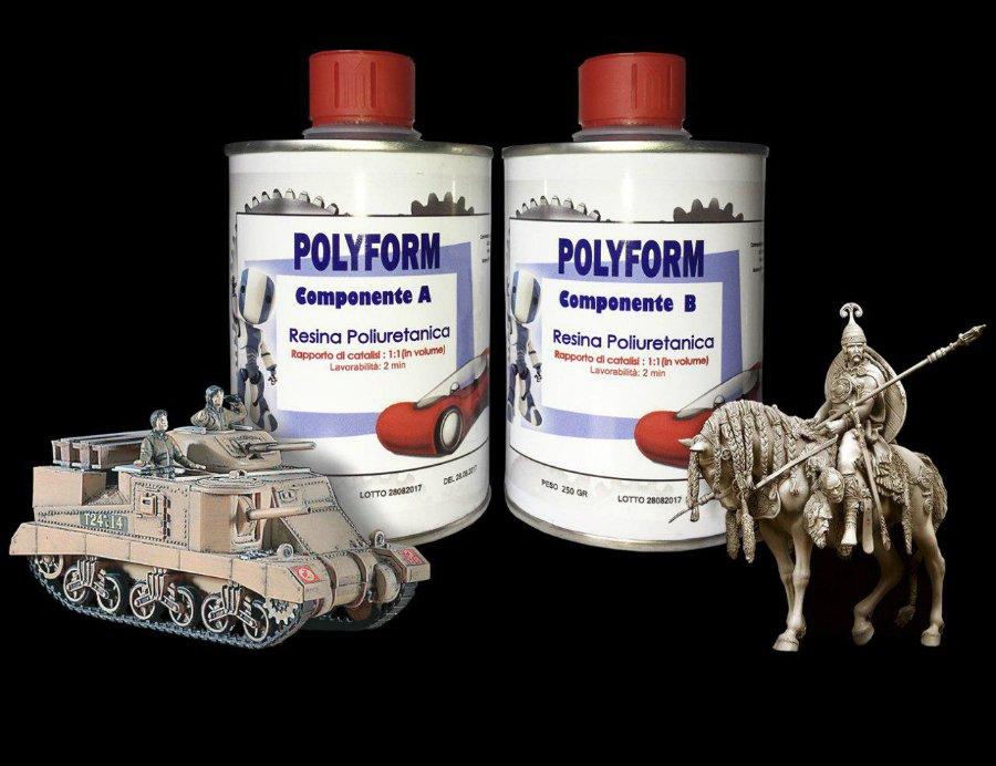 POLYFORM RESINA POLIURETANICA KG 1