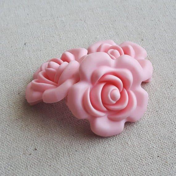Resina UV-Creation Rosa Pastello
