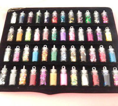 Glitter 48 colori