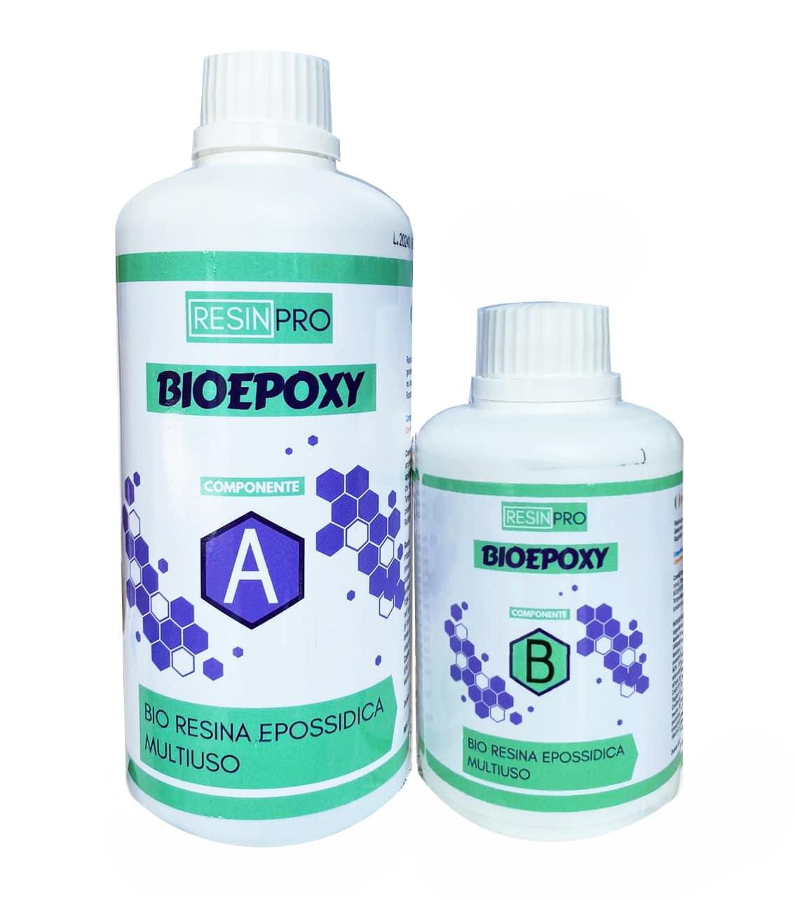 BIOEPOXY Resina Trasparente