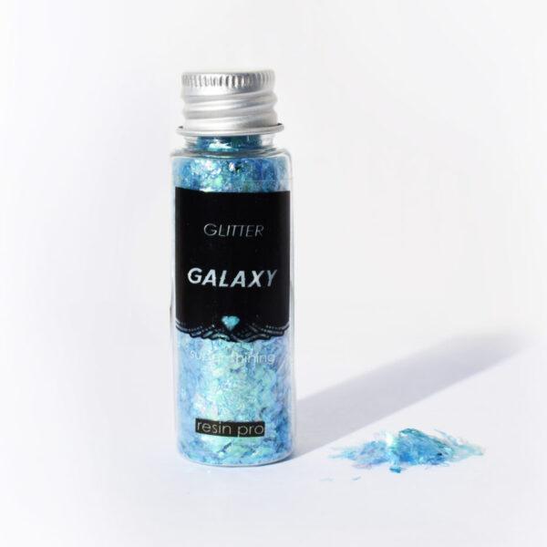 Glitter Galaxy Pastello
