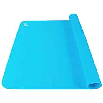 Tappetino in Silicone (Azzurro)