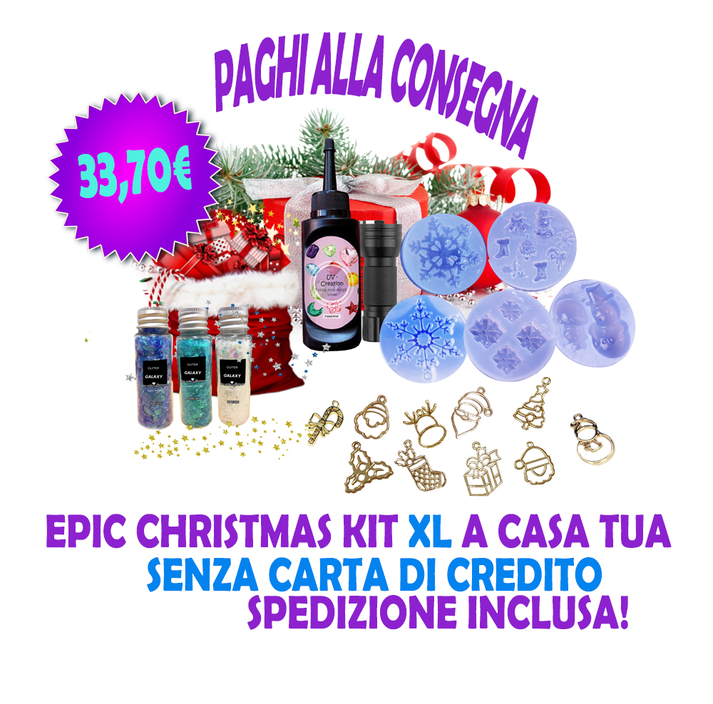 OFFERTA TUTTO INCLUSO SET NATALIZI