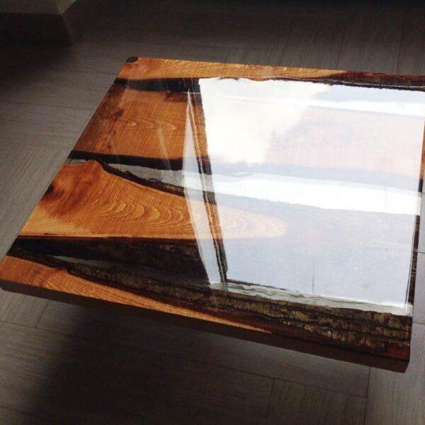 Pellicola distaccante, lucida Shiny Shield 32cm per creare il tavolo