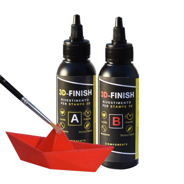 "3D – FINISH ""Fast"" Rivestimento per STAMPE 3D 370 ML"