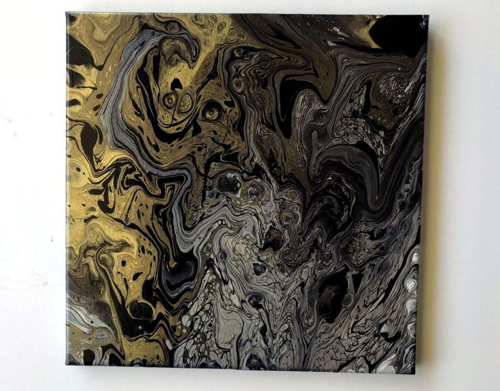 """KIT """"MICHELANGELO"""" per pour paint e resin art"""