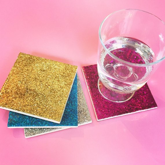 Stampo professionale in silicone quadrato Sottobicchieri