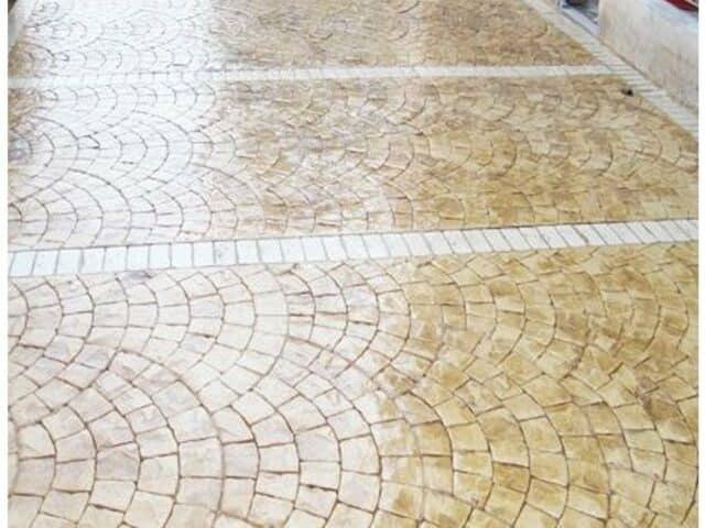 RESINSTONE RESINA METACRILICA MONOCOMPONENTE per pavimenti stampati5 KG