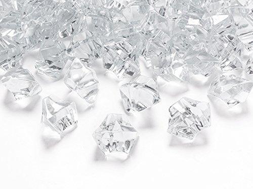Cristalli Decorativi Trasparenti per fai-da-te