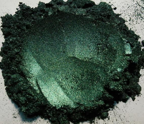 Pigmento Pearline Verde Metallic 500 gr