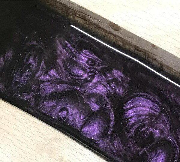 Pigmento Pearline Viola Metallic 500 gr