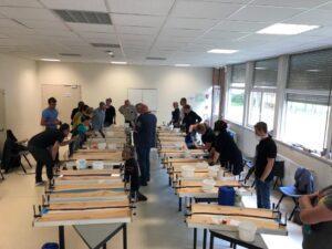 Master Class Resin Pro del 8 giugno 2019 in Francia