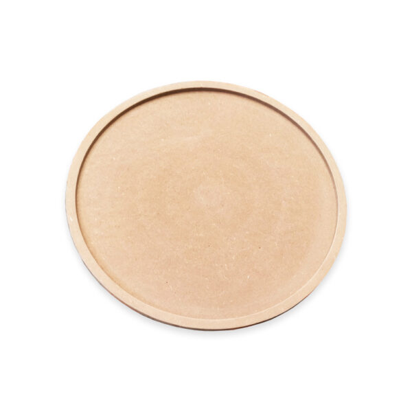 """Base per tavoli/ Pannello/ Board """"Geode O"""" senza foro"""