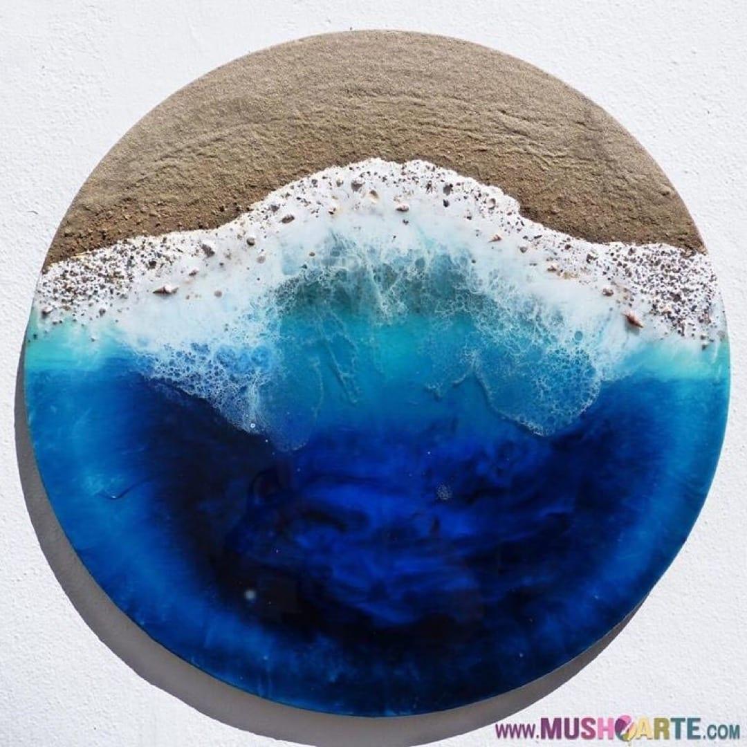 WAVE-PRO 15 gr per creare il tuo effetto onda marina personalizzato