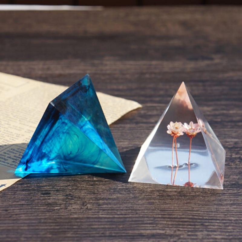Stampo Portagioie Piramide