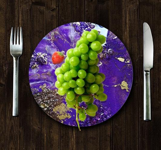 Resina Trasparente per Contatto alimentare Food Safe KG 1.55