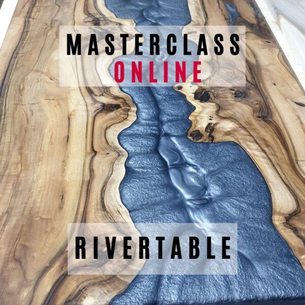 Masterclass Rivertable Online (6 ore)