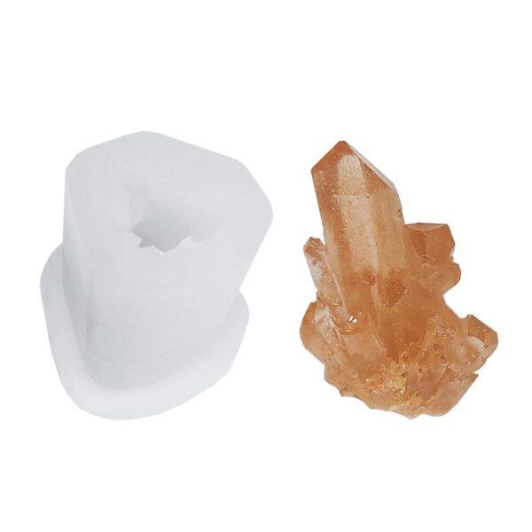 Stampo in silicone Cristallo 3,3 x 2,7 cm