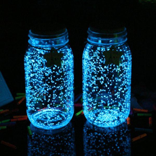 Graniglia-Sabbia fluorescente BLU 100 gr