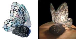 Lampada in resina: effetto vetro con la resina epossidica