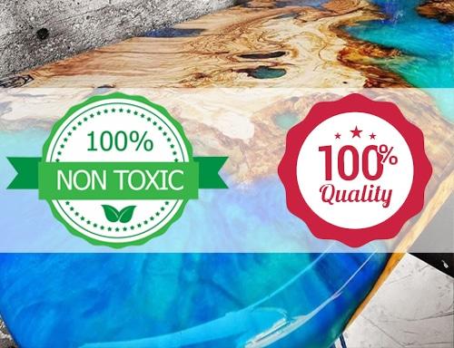 Resine Epossidiche e Sicurezza: guida ai Certificati di Atossicità e come evitare di acquistare resine potenzialmente nocive.