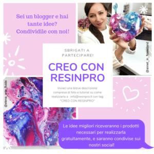 🌟🌟🌟Realizza le tue idee creative con RESIN PRO!